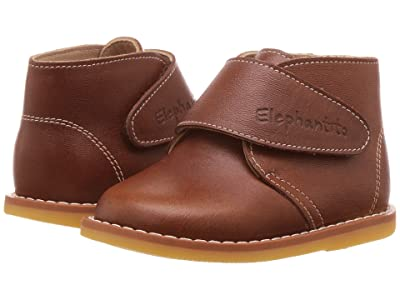 Elephantito Leather Bootie (Toddler) (Apache) Kid