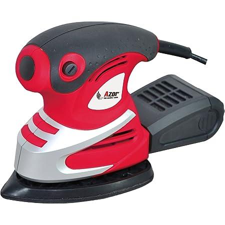 Azor LM-5155 lm-5155-Lijadora Mouse (ABS, 180 W, 240 V, Rojo