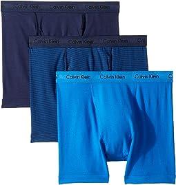 Cotton Stretch Boxer Brief 3-Pack NU2666
