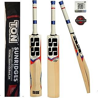 SS T20 Power Kashmir Willow Cricket Bat by Sunridges Full Size Short Handle