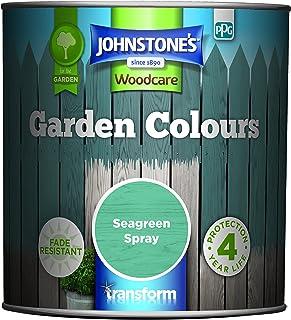 Johnstone's 309280 Garden Colours, Seagreen Spray, 1 Litre