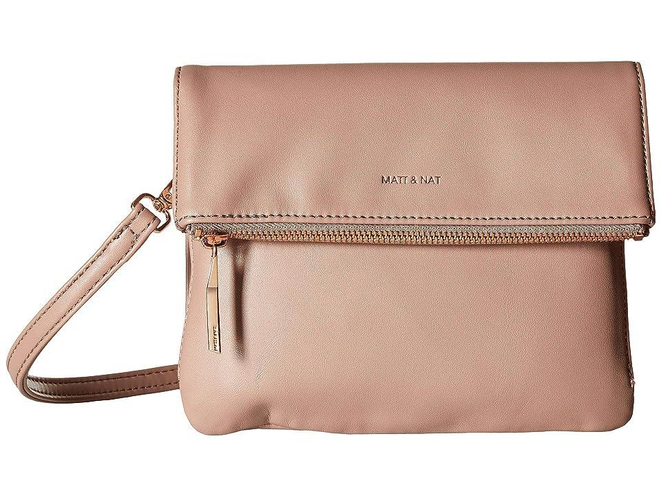 Matt & Nat Loom Hiley (Mahogany) Handbags