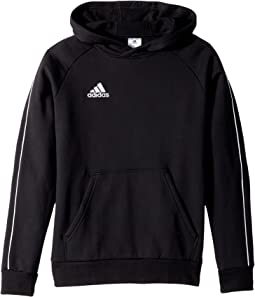 adidas Kids - Core 18 Hoodie (Little Kids/Big Kids)