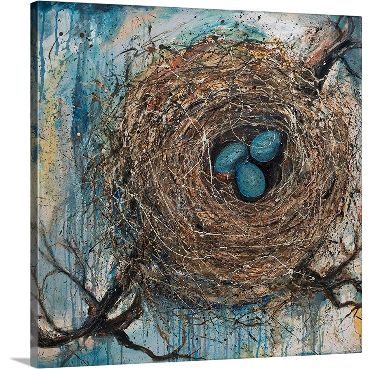 GREATBIGCANVAS Gallery-Wrapped Canvas Entitled New Beginnings by Jodi Monahan 10