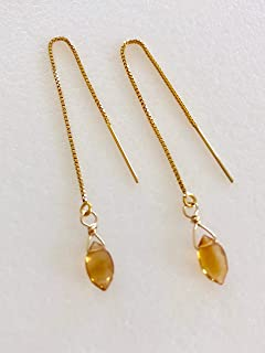 brazilian citrine jewelry