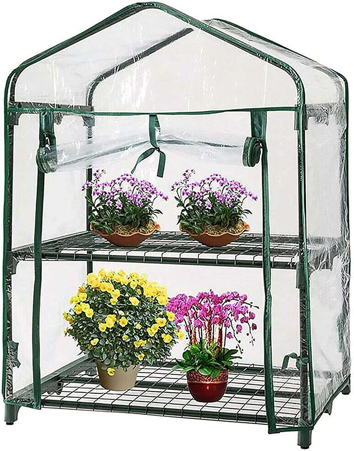 Clear Beauty products Greenhouse Cover Small Plant Philadelphia Mall Waterproof House Grow Outdo