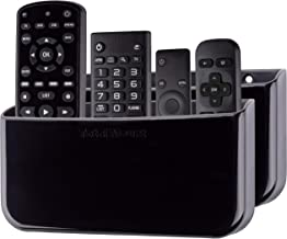 TotalMount Hole-Free Remote Holders – Eliminate Need to Drill Holes in Your Wall..
