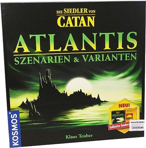 Catan - ErWeißerung Atlantis