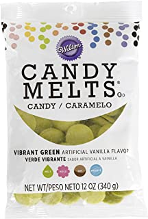 Wilton Vibrant Green Candy Melts, 12-Ounce