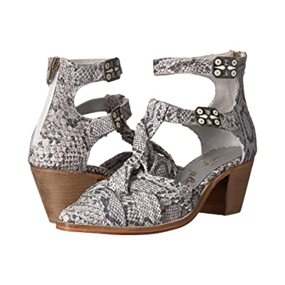 Free People Canosa Ankle Boot (Grey Combo) Women
