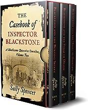 The Casebook of Inspector Blackstone: Part Two (A Blackstone Box Set 2)
