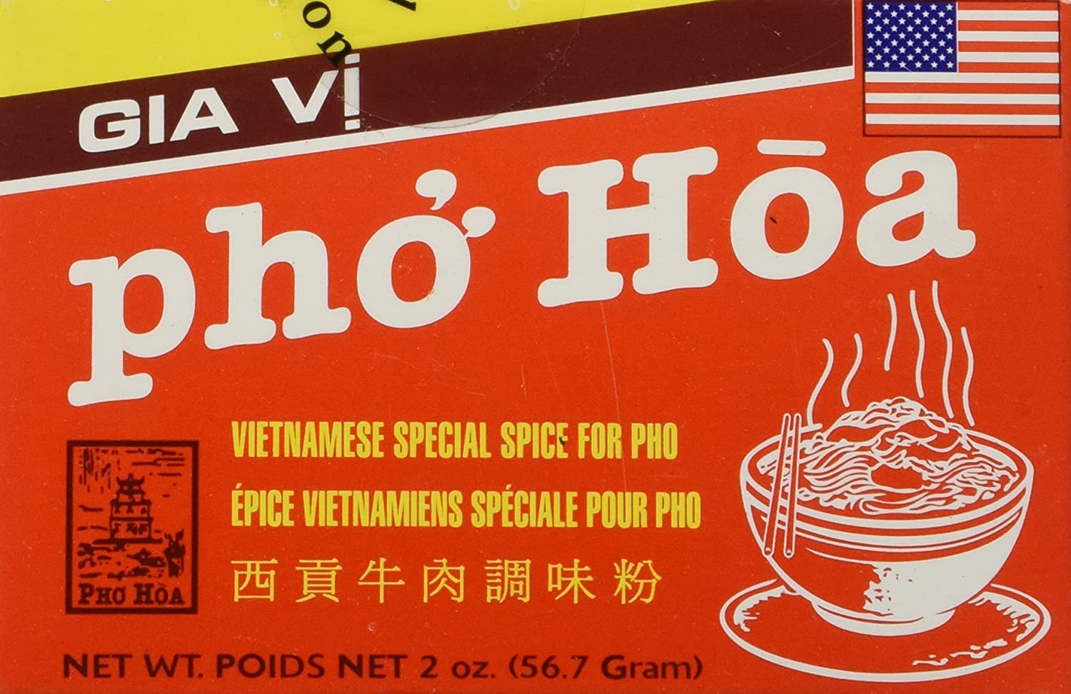 Gia Vi Selling Nau Pho Hoa Noodle Sales results No. 1 Beef Spices Soup