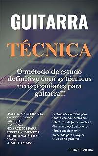 Guitarra Técnica (Portuguese Edition)