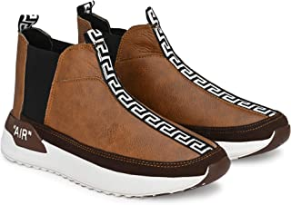 Ray j High Top Street Fashion Ignite Casual Sneakers