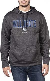 men's kentucky wildcats heathered foundation hoodie