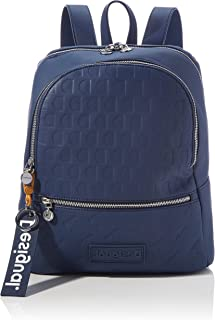 Desigual Accessories Pu Backpack Medium, Zaino Donna, Taglia unica
