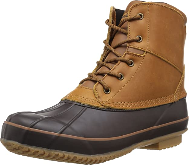 Northside Lewiston Boys Waterproof Lace-up Duck Boot