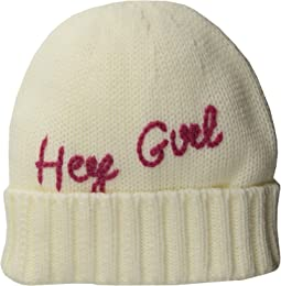 Mckenna Bleu Blogger Collaboration Hey Girl Beanie