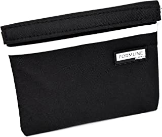 Formline Smell Proof Bag - (7x6) Premium Odor Proof Pouch with Mesh Divider - Eliminate Scents w/this Discreet No Smell Container - Perfect for Travel and Easily fits into Backpack or Purse