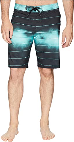Hyperfreak Smokey Mirrors Boardshorts