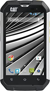 Cat B15Q Unlocked GSM Quad-Core Extremely Rugged Touchscreen Android Phone - Black