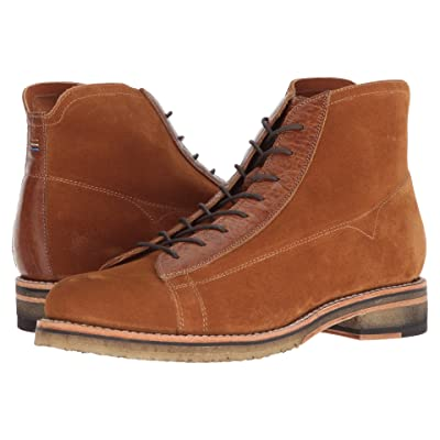 Two24 by Ariat Webster (Cognac Suede) Cowboy Boots