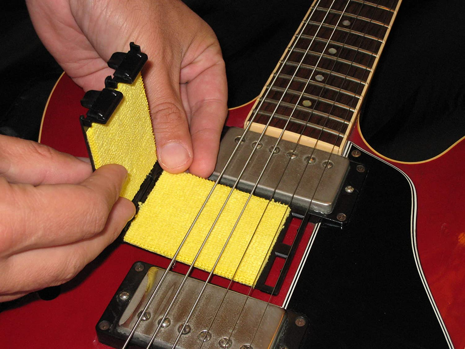 Courier shipping free shipping The Max 46% OFF String Cleaner by ToneGear