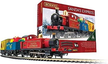 Hornby Santa's Express Christmas Toy Train Set R1248