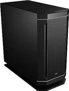 Aerocool, Caja PC ATX, Fuente trasera PWM, Iluminación LED 7 colores, Negro, Única (DS230BK)