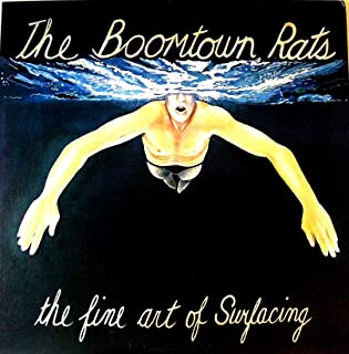 """THE BOOMTOWN RATS /哀愁のマンディ(12""""Analog 1979年オリジナル盤)"""