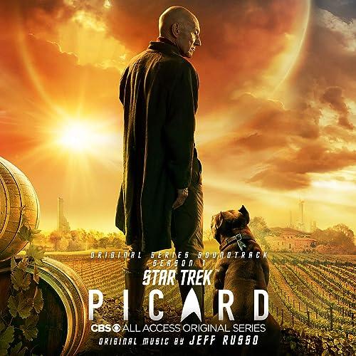 Jornada nas Estrelas: Picard - Temporada 1 (Trilha sonora da série original)
