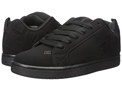 DC Court Graffik (Black/Black/Black) Men