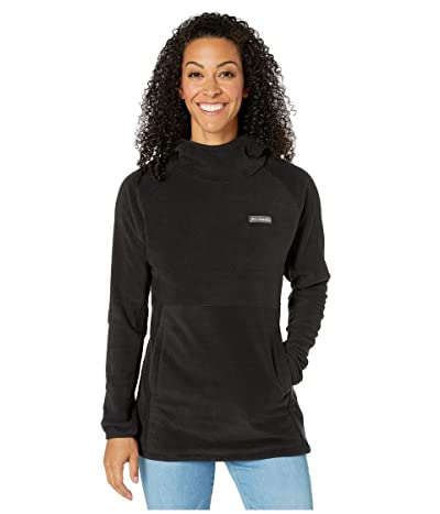 Columbia Basin Trailtm Fleece Pullover (Black) Women