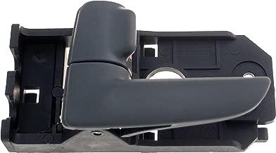 Dorman 83539 Front / Rear Driver Side Interior Door Handle for Select Kia Models, Gray