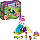 LEGO Friends Puppy Playground 41396 Starter Building Kit; Best Animal Toy Featuring Friends Character Mia