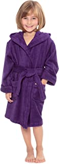 youth terry cloth robe