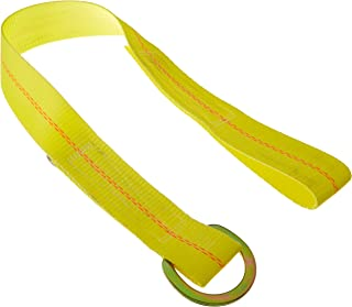 Super Anchor Safety 6050-D Value Tie-Off Strap plus D-Ring, 3'