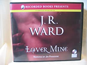 Lover Mine by J. R. Ward Unabridged CD Audiobook (A Novel of the Black Dagger Brotherhood, Book 8)