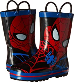 Favorite Characters - Spider-Man Rain Boot (Toddler/Little Kid)