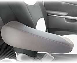 FH Group FH1051GRAY FH1051 Armrest Cover Semi-Universal (Flat Cloth Fabric- One Pair Gray)
