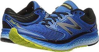 (ニューバランス) New Balance メンズランニングシューズ?スニーカー?靴 Fresh Foam 1080v7 Electric Blue/Hi-Lite 7.5 (25.5cm) EE - Wide