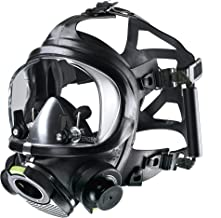 Dräger Panorama Nova Dive Sport Full-Face Diving Mask, Quick Release System, Anti-Fog, Cold Water Resistant, Integrated Relief Valve, Adjustable Pressure Relief System, EN250 Approved