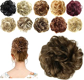 Best walking beauty messy bun Reviews