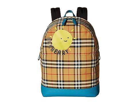 Burberry Kids Nico Sun Backpack (Infant)