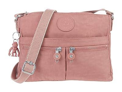 Kipling New Angie Crossbody Bag (Kind Rose) Handbags
