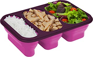 Smart Planet Portion Perfect Meal Kit On The Go, 36 oz, Pink