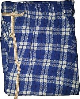 westAce Mens Flannel Pyjama Bottoms Brushed 100% Cotton Check Lounge Pants Nightwear