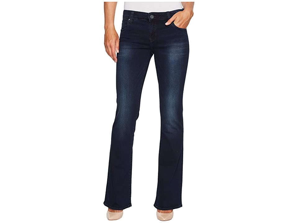 KUT from the Kloth Natalie High-Rise Bootcut in Liberating w/ Euro Base Wash (Liberating/Euro Base Wash) Women's Jeans