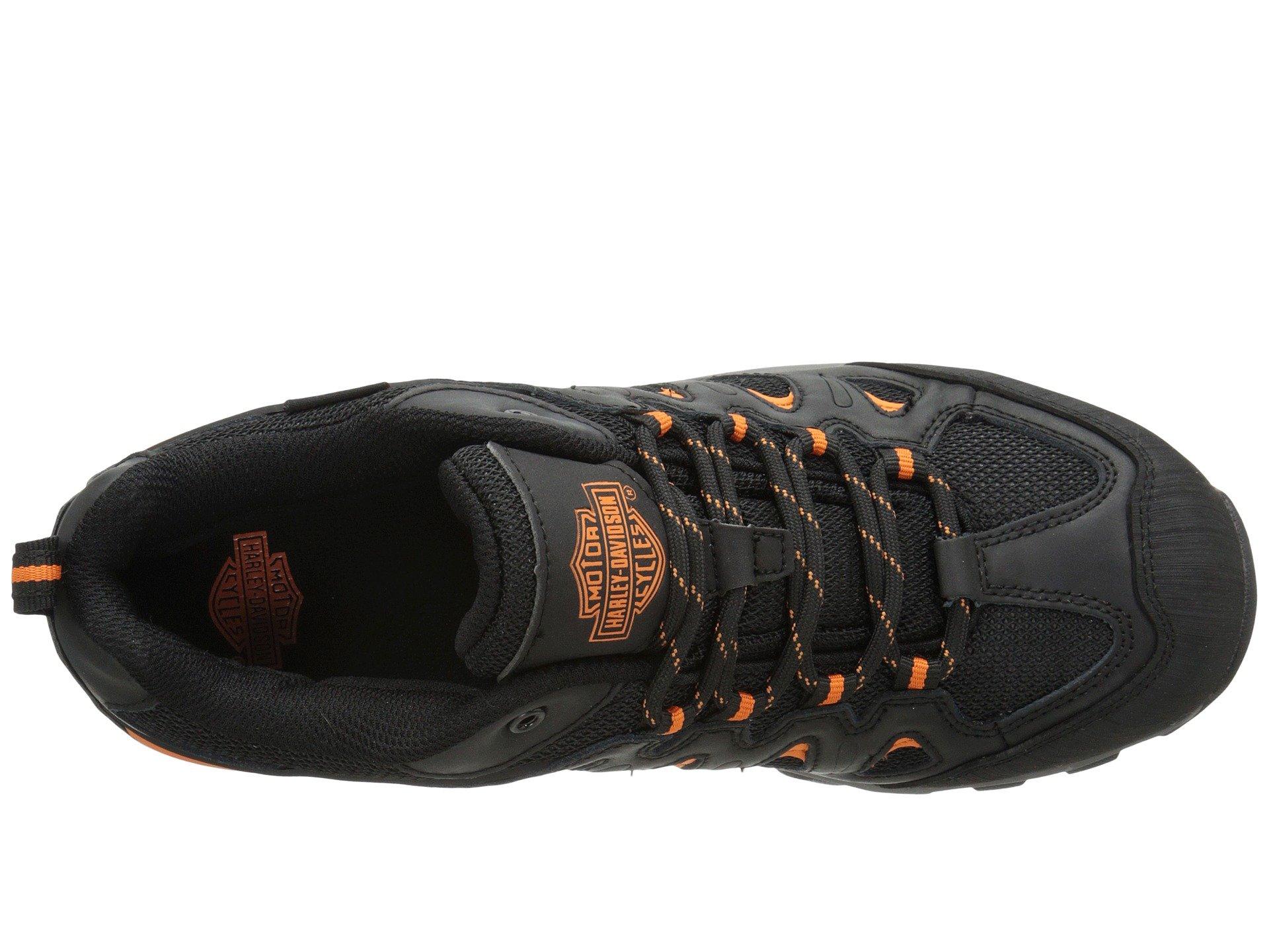 Harley Eastfield Black Composite davidson Toe 7war57Wq