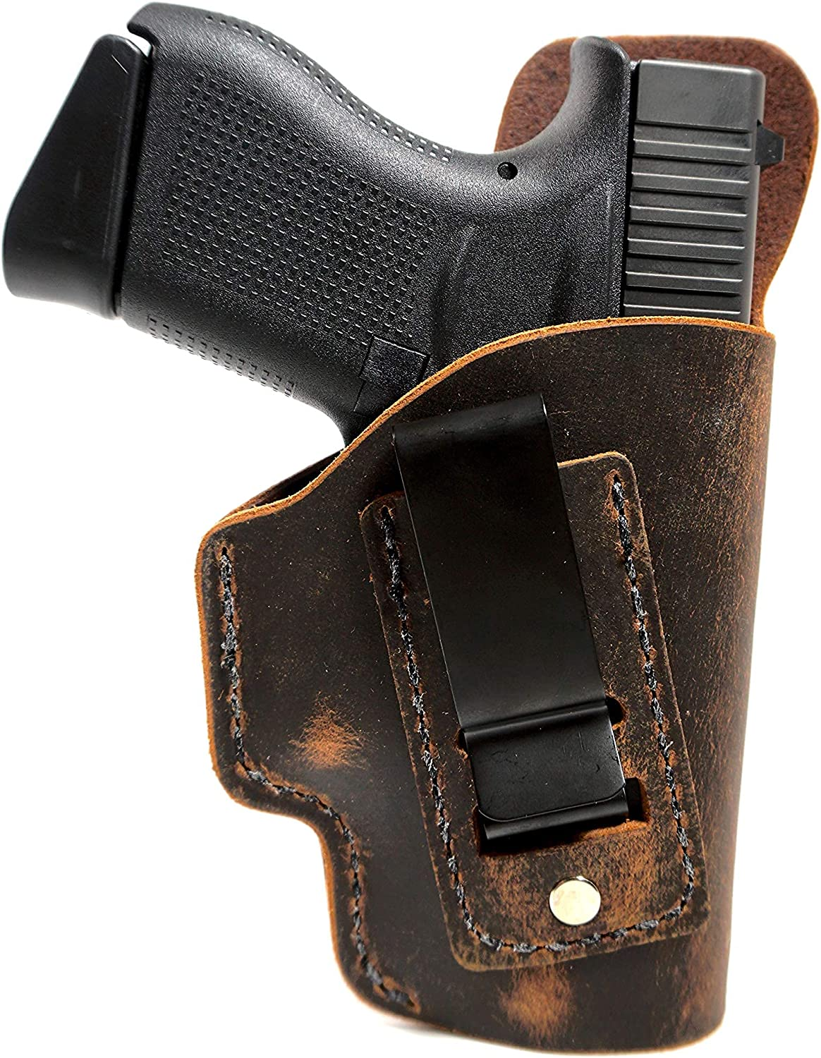 Inside The Waistband Leather Holster - fo USA Made sold out Designed in low-pricing